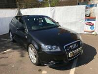 2008 Audi A3 S Line 2.0 Tdi 170 Dsg *1 Former Keeper* *Leather* Full Audi Hi..., used for sale