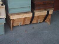 Bee hive equipment