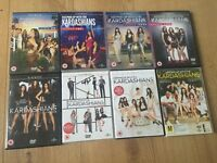 Keeping up with the Kardashians seasons 1-8