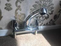 Silver mixer tap for sale