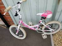 Childrens bike suitable for 5-7.
