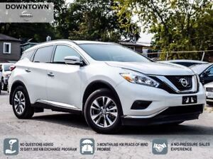 2016 Nissan Murano S FWD CVT *Really Clean With No Accidents*