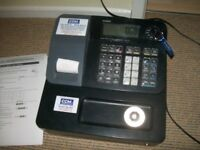 Casio cash register SE-G1 - till - SPARES or REPAIRS - play shops!!!