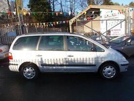 Ford Galaxy 1.9 TDi LX 5dr PART EXCHANGE TO CLEAR