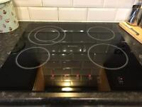 Hotpoint Glass Ceramic Touch Screen Electric Hob