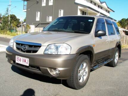 Mazda Tribute Classic Traveller  Wagon, Sunroof, Side Steps
