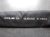 Outkast4 carp rods 2•5 tc brand new in packaging. Cost £80 each willing to accept £50 each