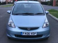 LOW MILEAGE AND LOW INSURANCE GROUP HONDA JAZZ SE. 1.3 PETROL MANUAL 5 DOOR HATCHBACK