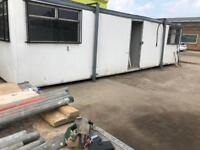 30ft site office