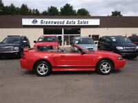 2002 Ford Mustang Convertible, powerseat, very clean car... call