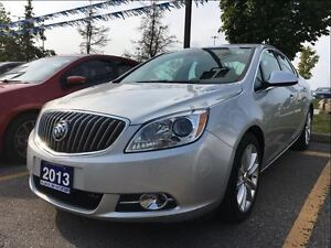 2013 Buick Verano *Turbo|Leather|IntelliLink|Just Arrived!