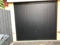 Up and Over Garage Door 8ft x 7ft