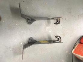 Euro 8 loader brackets