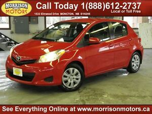 2012 Toyota Yaris LE, Auto, Air, C/C, ONLY 40km!