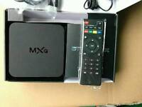 Mxq android tv box with KODI 16.1