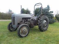 Ferguson Tractor TED 20 Petrol TVO