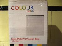 New Colour Match PVC Venetian Blind