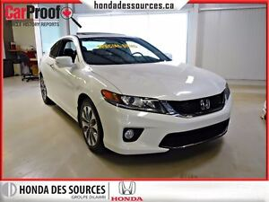 2015 Honda Accord Coupe L4 EX-L Navi CVT