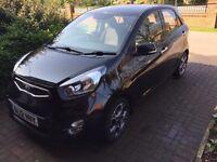 Kia Picanto 2, 1.25 Litre Ecodynamics, (2012 Reg Plate), Free Road Tax, 2 Year Warranty