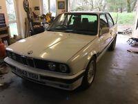 1990 BMW e30 320se