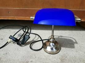 **£15** Bankers Style Desk Lamp