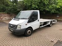 Ford transit 140t350 2011(61) recovery truck excellent condition throughout