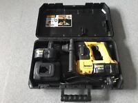 Dewalt 18v SDS Hammer Drill (Boxed)