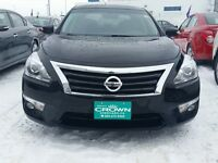 NISSAN ALTIMA SL!!! LOADED!!! LEATHER!!! NAV!!! ONLY 19000 KMS