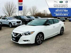 2016 Nissan Maxima SL *LOCAL ONE OWNER TRADE*