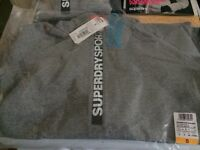 Brand new with tags Superdry hoody. RRP £54.99