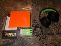 Razer Kraken headset / headphones - Analog jack connector