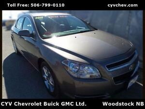 2011 Chevrolet Malibu LT Platinum Edition - Heated Leather and S