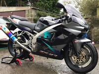 Kawasaki Zx9r E2 for sale or swap for a naked bike