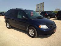 2005 Dodge Caravan Rated A+ by the B.B.B