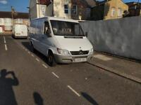 Mercedes Benz sprinter 211 cdi low mailge