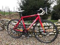 Boardman road racing bike
