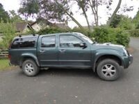 ISUZU RODEO, ONE OWNER, FULL SERVICE HISTORY