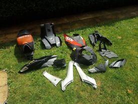 Aprilia SR50 parts