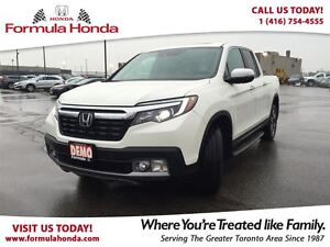 2017 Honda Ridgeline TOURING | DEMO | OVER $3000 IN EXTRA ACCESS