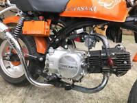Branson BK50 140cc Monkey bike