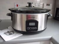 Digital Slow Cooker 5.5ltr