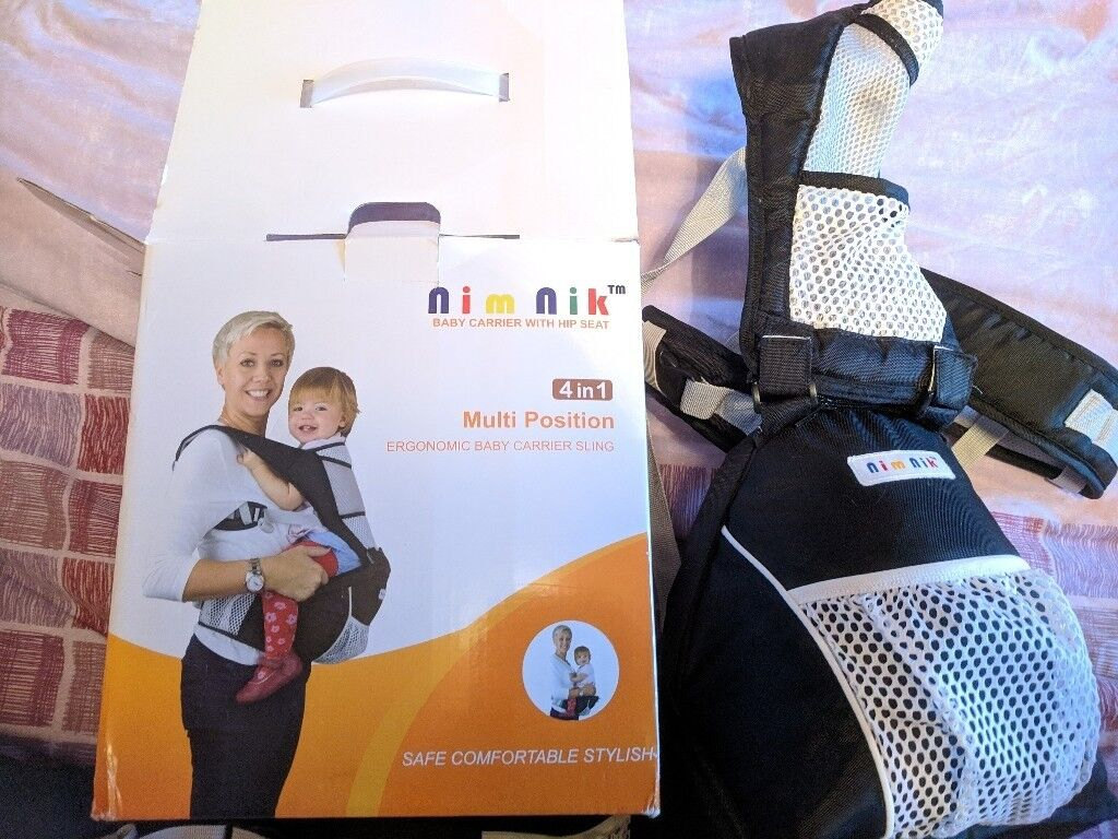 Nimnik Baby Carrier With Hip Seat In Bournemouth Dorset Gumtree