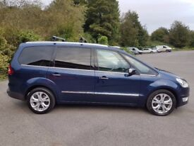 Ford Galaxy 2.0 TCDI Titanium 5dr 7 seats 163ps