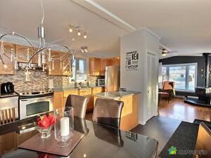 179 900$ - Maison modulaire à vendre à Lévis