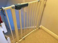 Linda M stair gate