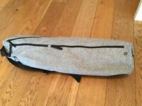 Lululemon yoga matt bag