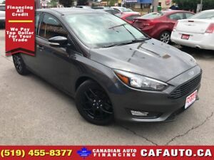 2016 Ford Focus SE | CAM | ONE OWNER | HEATED SEATS