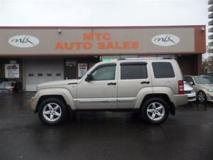 2010 Jeep Liberty Limited Edition, LEATHER, SUNROOF