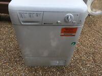 Hotpoint Condenser Tumble Dryer 7KG - Very Clean