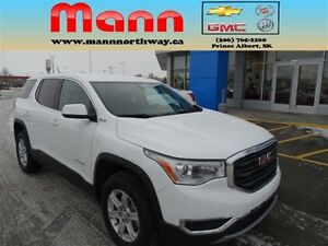 2017 GMC Acadia SLE-1 -  Pst paid, Alloy wheels, Dual zone clima
